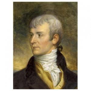 Portrait of Lewis by Michael Deas
