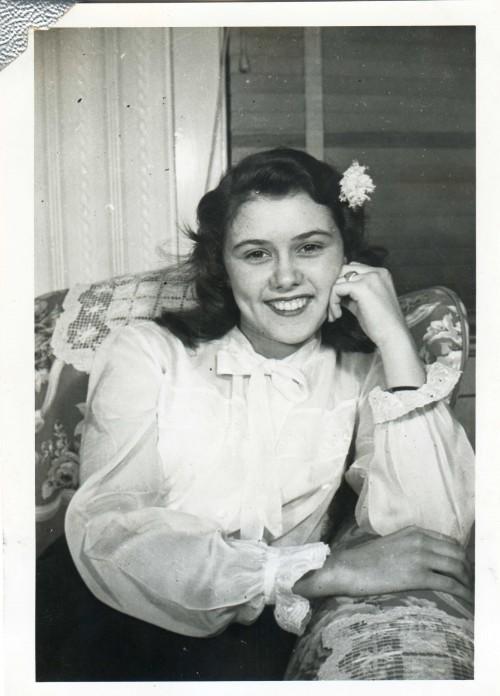 alma at 16