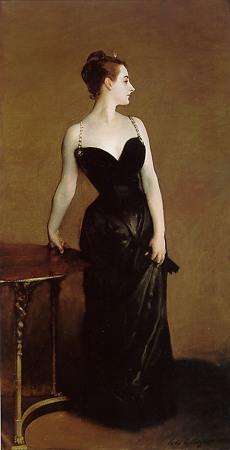 John Singer Sargent madame X