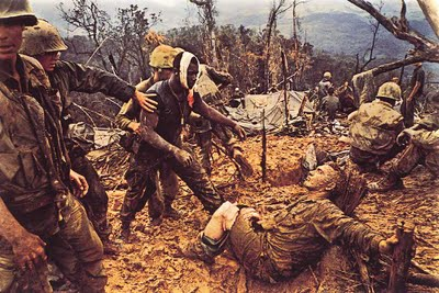Burrows Vietnam 1966