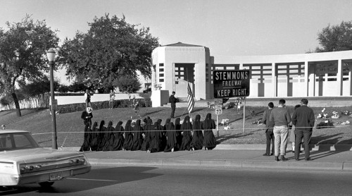 catholic nuns in dallas 11.25.63