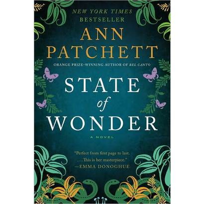 state of wonder ann patchet 2016-10-18  download the app and start listening to summary of commonwealth by ann patchett today  ann patchett, author of state of wonder.