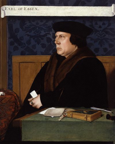 NPG 1727,Thomas Cromwell, Earl of Essex,after Hans Holbein the Younger