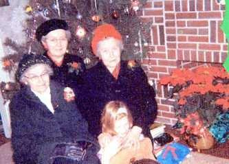 elsie gladys nanny rosemary christmas