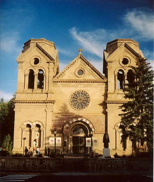 Santa-Fe-Cathedral-Basilica-St-Francis