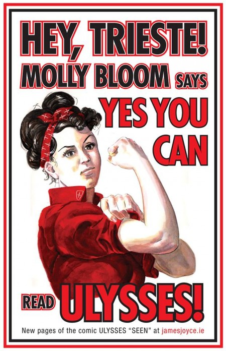 Molly Bloom Soliloquy