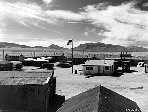 trinity base camp