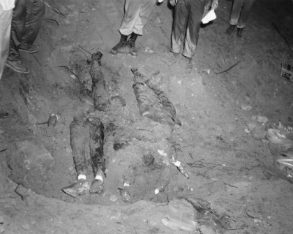 the bodies of schwerner, chaney and goodman