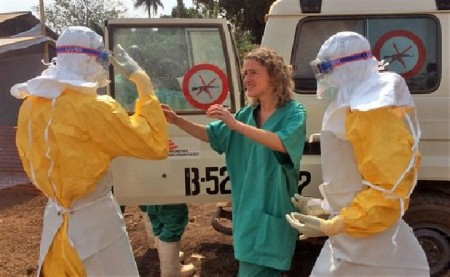 Doctors withour borders Guinea_West_Africa_Ebola_