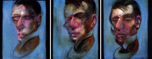 francis bacon self-portraits