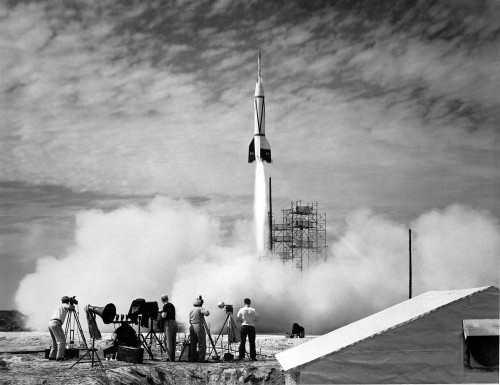 V2 launch