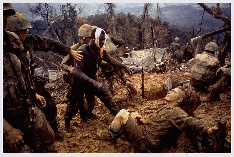 Vietnam larry-burrows