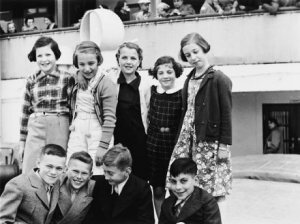 children from the ss st louis