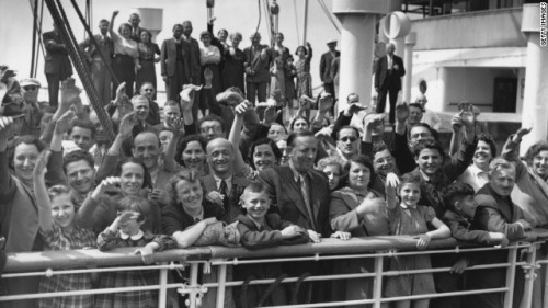 jewish refugees aboard the ss st. louis