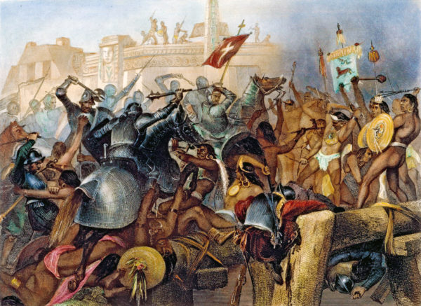 the conquest and colonization of mexico essay